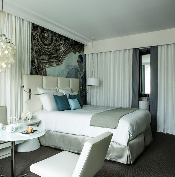 Cures Marines Trouville Hotel Thalasso & Spa ***** Chambre