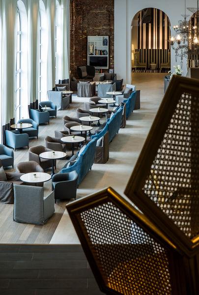 Cures Marines Trouville Hotel Thalasso & Spa ***** Intérieur