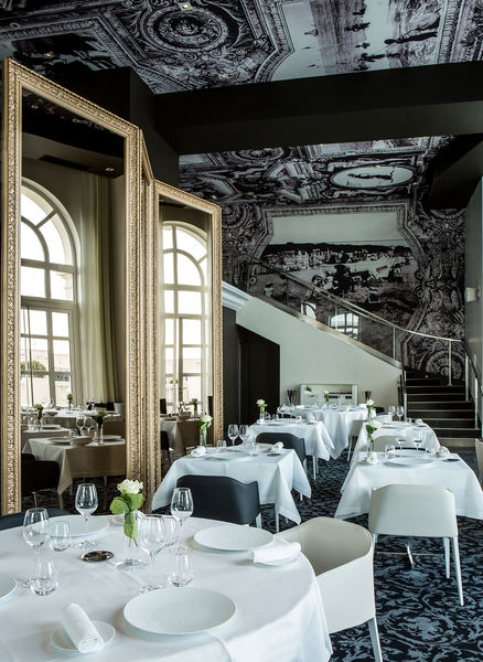 Cures Marines Trouville Hotel Thalasso & Spa ***** Restaurant