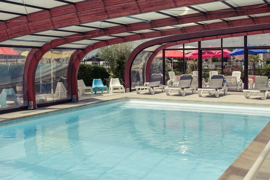 Hôtel Mercure Cabourg Hippodrome **** Piscine