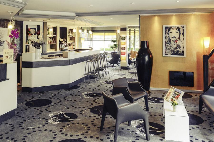 Hôtel Mercure Cabourg Hippodrome **** Intérieur