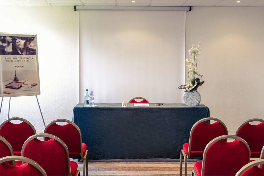 Hôtel Mercure Cabourg Hippodrome **** Salle de séminaire