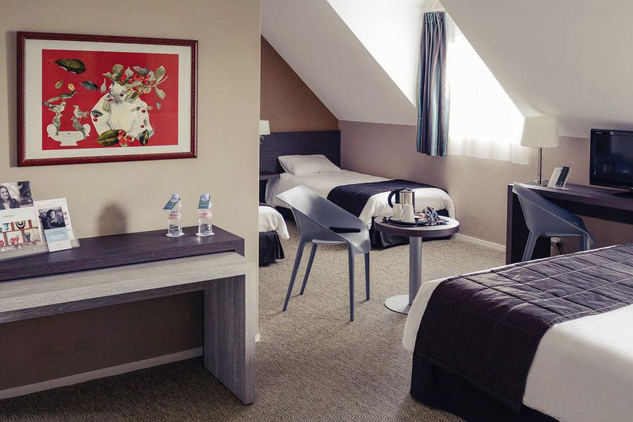 Hôtel Mercure Cabourg Hippodrome **** Chambre
