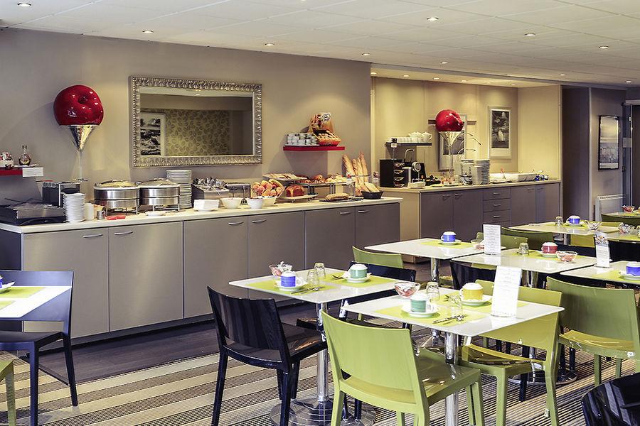 Hôtel Mercure Cabourg Hippodrome **** Petit-déjeuner