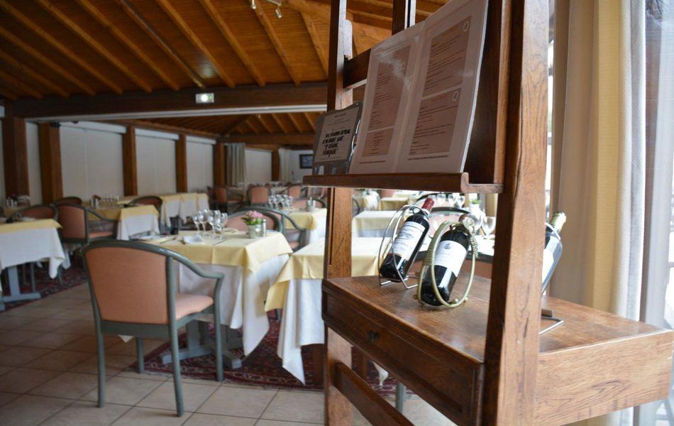 Clos Deauville Saint - Gatien *** Restaurant