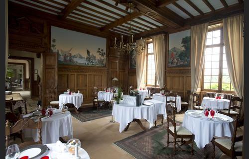 Château de Curzay **** Restaurant