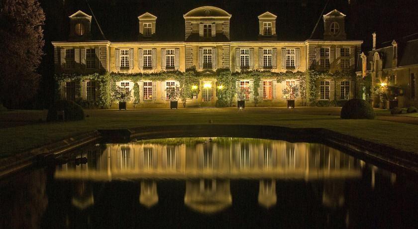 Château de Curzay **** Façade