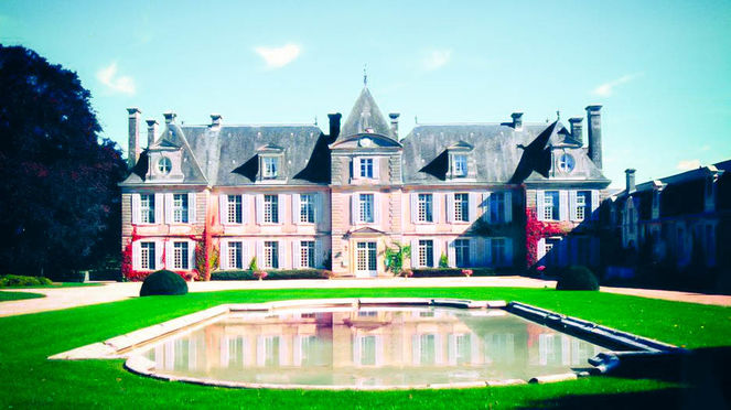 Salle séminaire  - Château de Curzay ****