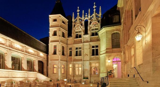 Hotel de Bourgtheroulde - Autograph Collection *****