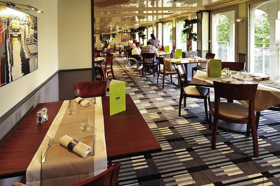 Mercure Rouen Champ De Mars **** Restaurant