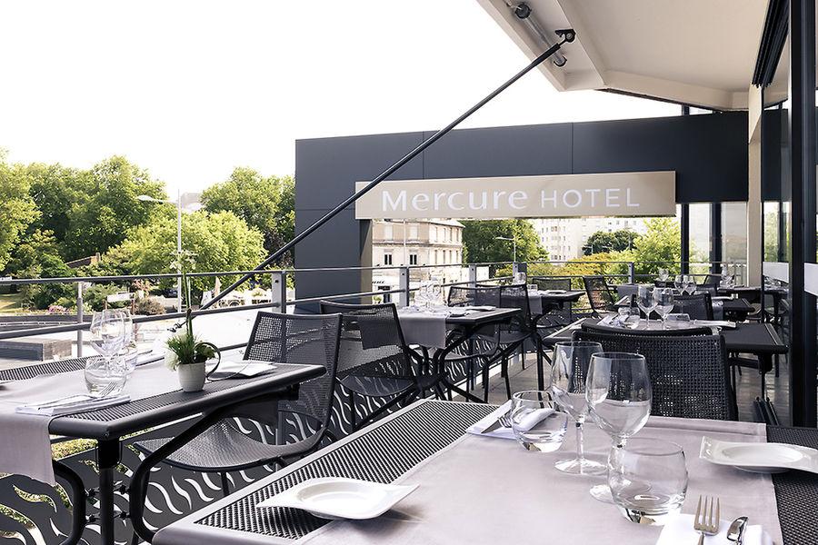 Hôtel Mercure La Rochelle Vieux Port Sud **** Terrasse