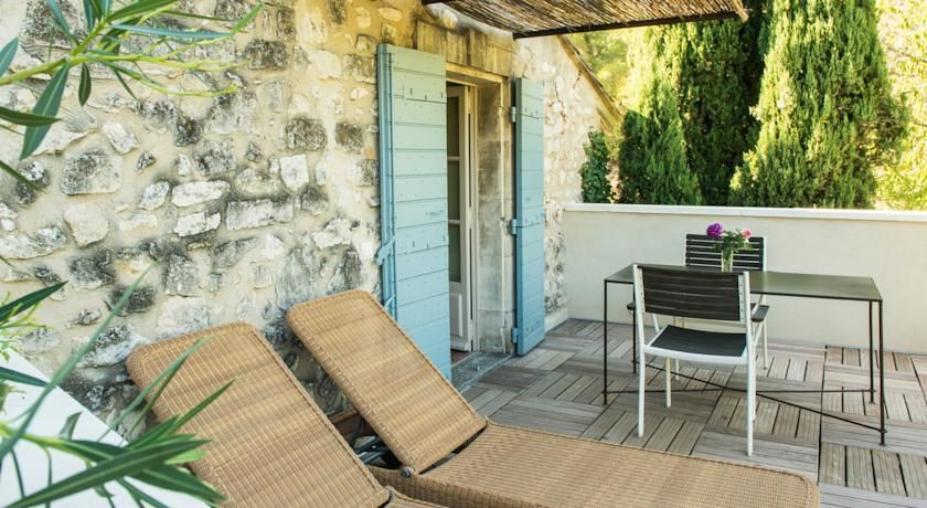 Baumanière Les Baux-de-Provence 26