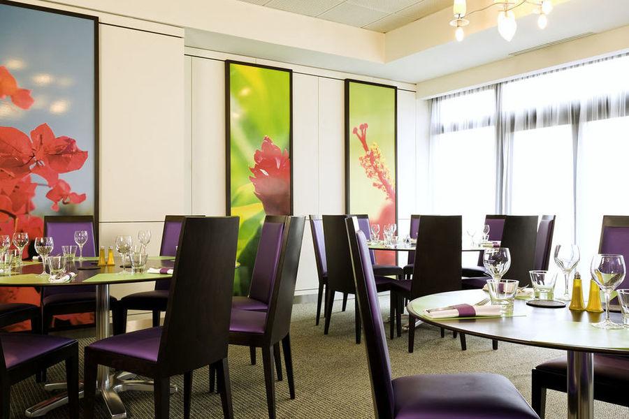 Novotel Grenoble Centre *** Restaurant