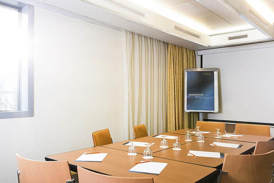 Novotel Grenoble Centre *** Salle de séminaire