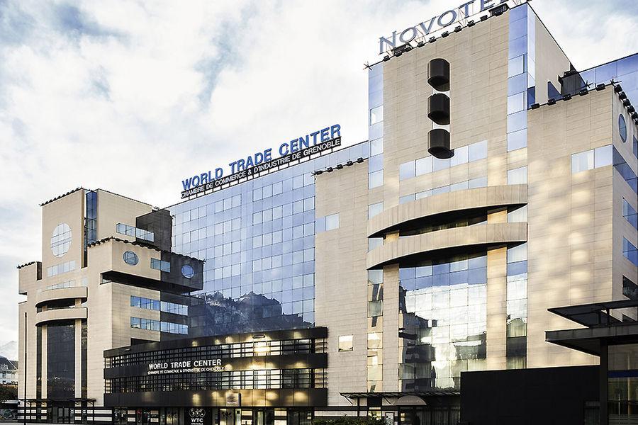 Novotel Grenoble Centre *** Façade