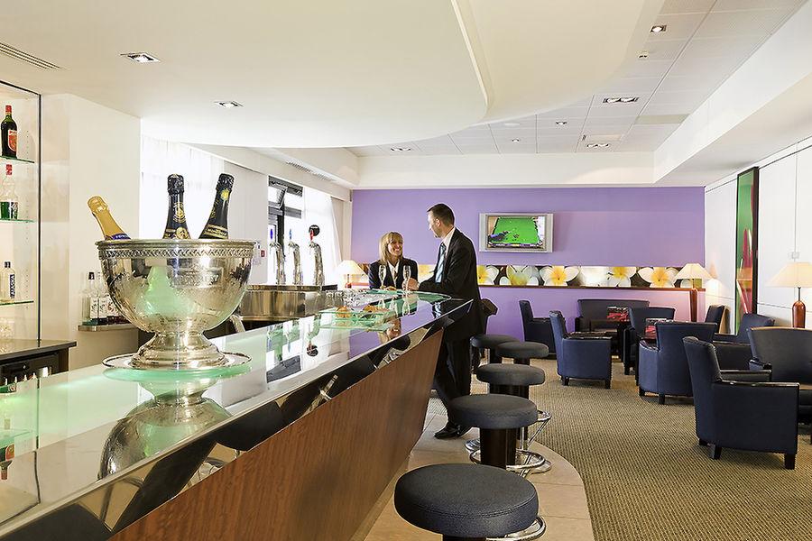 Novotel Grenoble Centre *** Bar