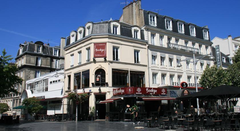 Grand Hôtel du Nord Reims *** 2