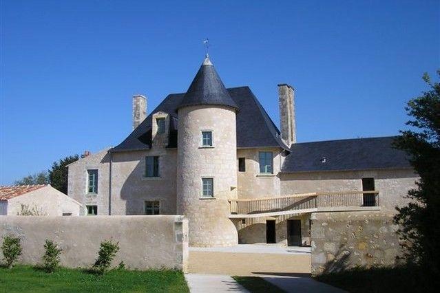 Domaine de Normandoux *** Façade