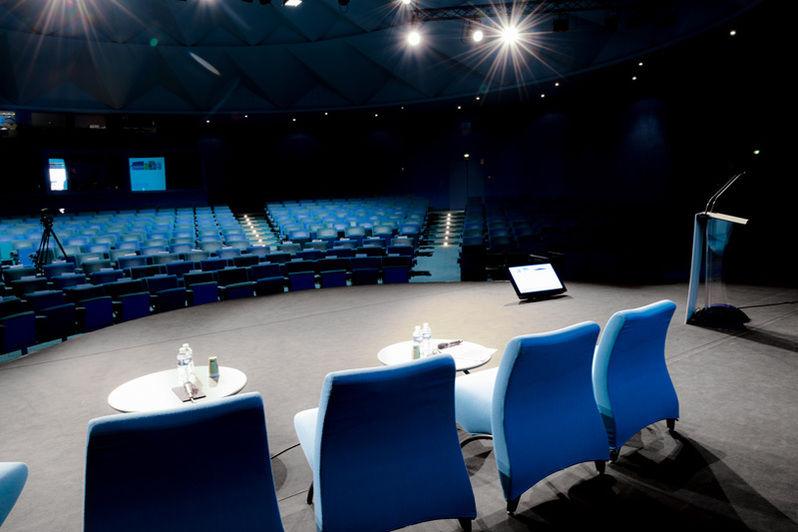 Centre des Congrès de Caen - Parc des expositions Amphithéâtre Caliste
