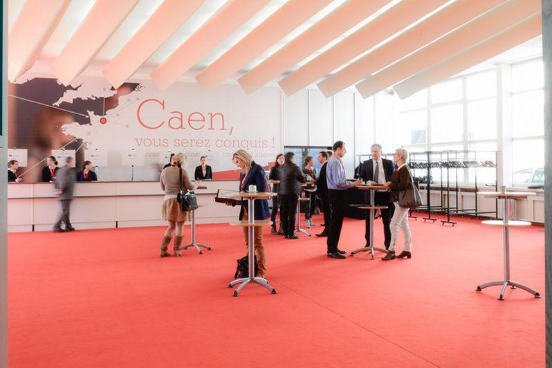 Centre des Congrès de Caen - Parc des expositions Hall Caliste
