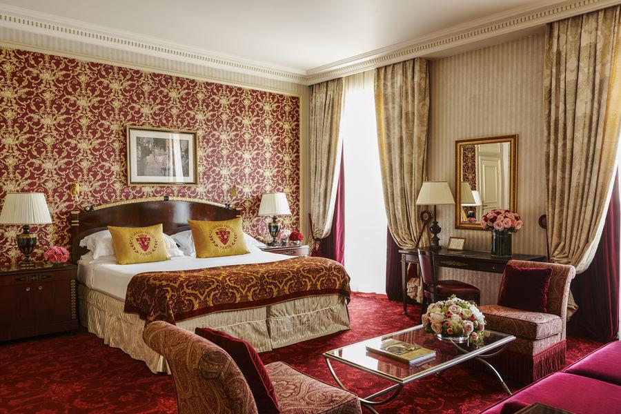 Hôtel Intercontinental Paris Le Grand **** Chambre