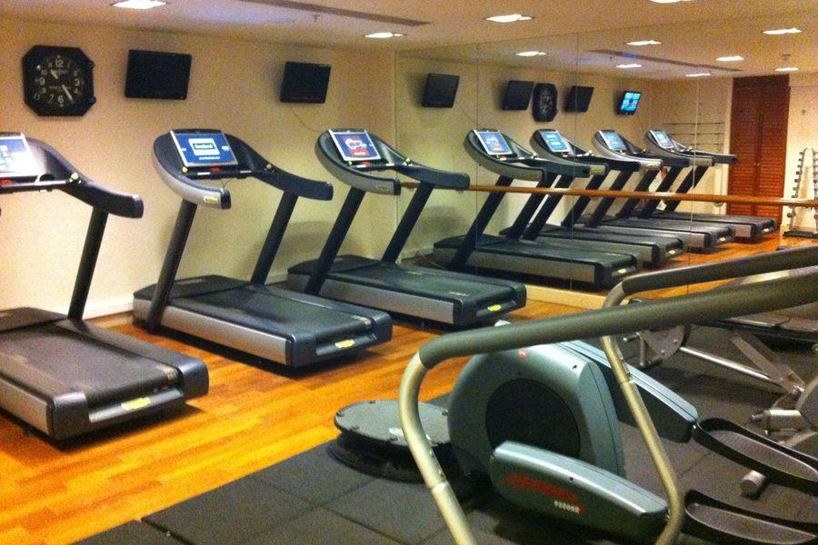 Hôtel Intercontinental Paris Le Grand **** Salle de fitness