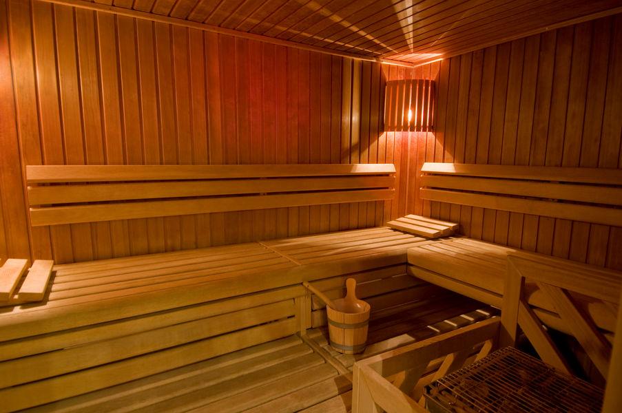Hôtel Intercontinental Paris Le Grand **** Sauna