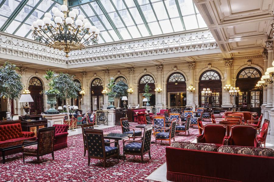 Hôtel Intercontinental Paris Le Grand **** Verrière
