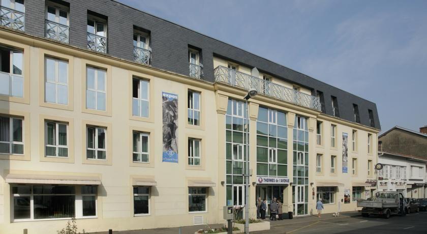 Inter-Hôtel Les Thermes de l'Avenue 1