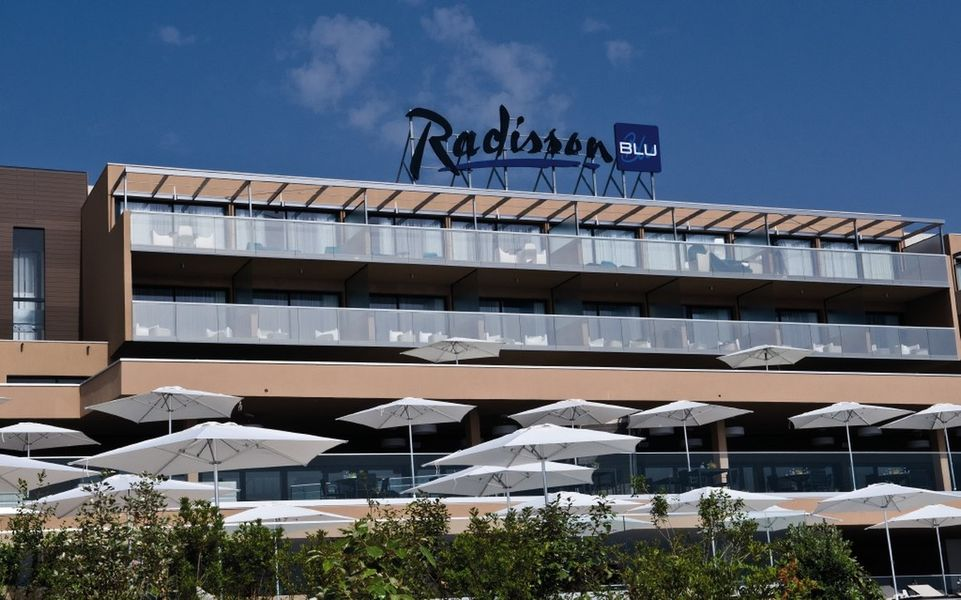 Radisson Blu Resort & Spa Ajaccio Bay **** 12