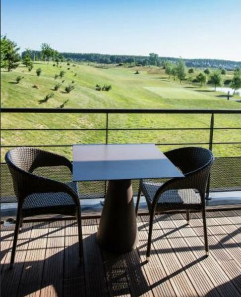Merignies Golf Country Club Terrasse