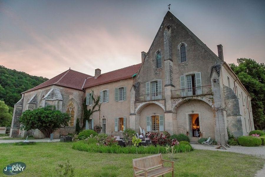 Abbaye de Reigny 3