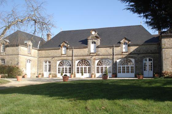 Salle séminaire  - Château de Bonnefontaine