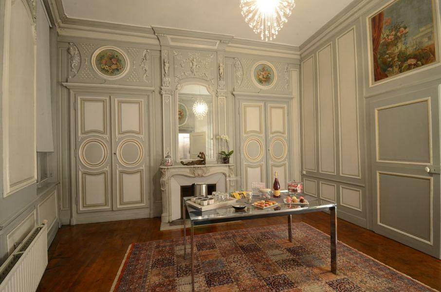 Maison Petrowski Salon Etage