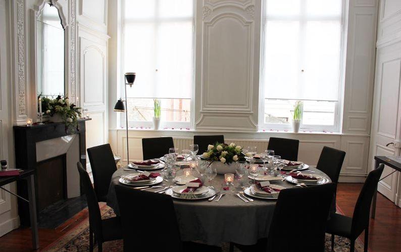 Maison Petrowski Salle de réunion étage