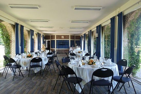 Cap Hornu Hôtel et Restaurant Salle Orsay