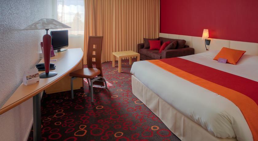 Quality Hôtel Alisée Poitiers Nord *** 1