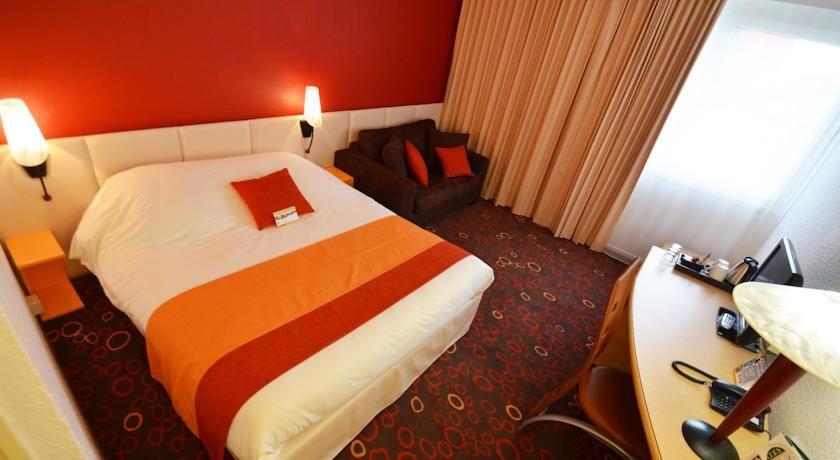 Quality Hôtel Alisée Poitiers Nord *** 5