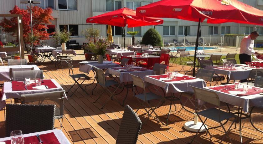 Quality Hôtel Alisée Poitiers Nord *** 7