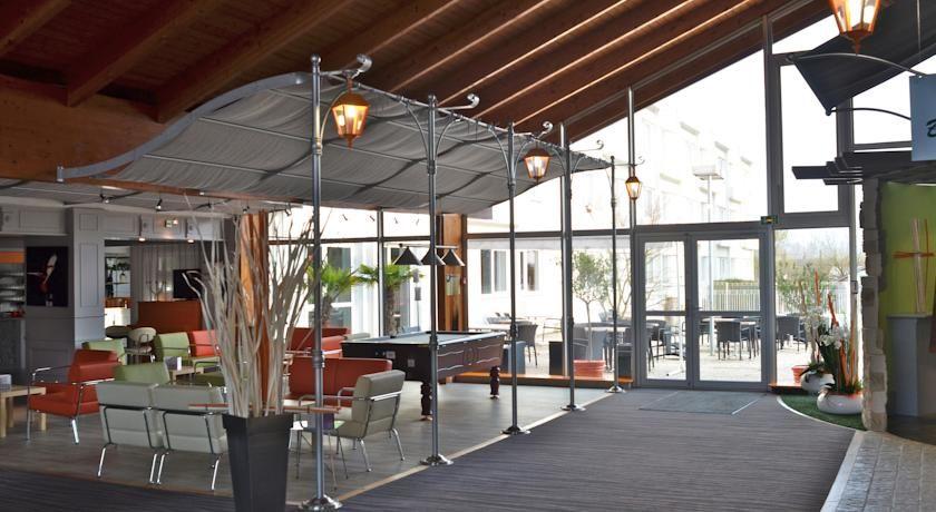 Quality Hôtel Alisée Poitiers Nord *** 22