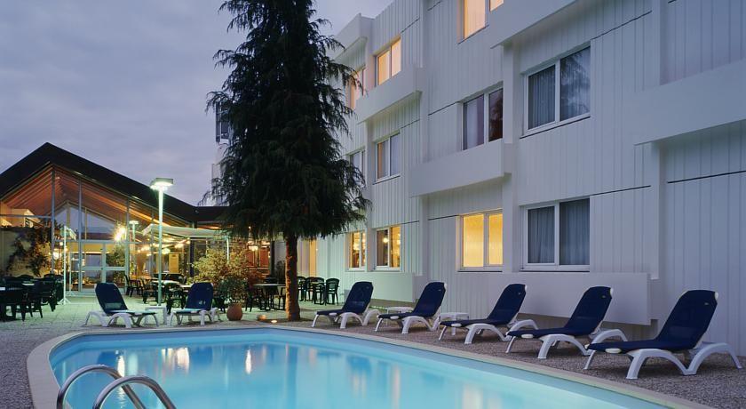 Quality Hôtel Alisée Poitiers Nord *** 39