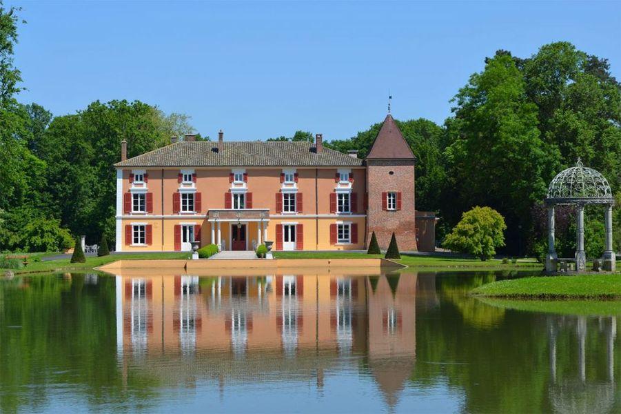 Chateau d'Epeyssoles-Goerge Blanc 1