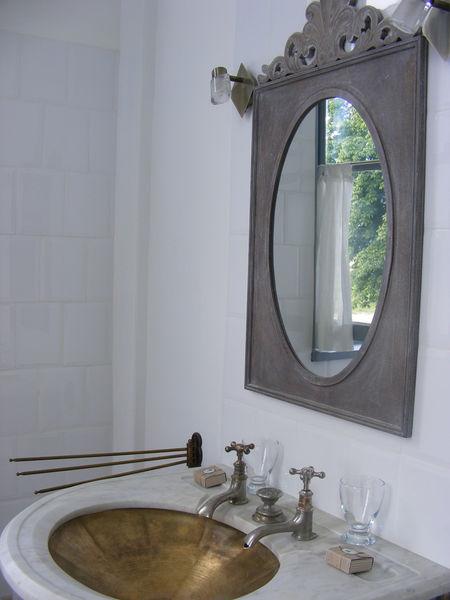 Château de Limé Salle de bain