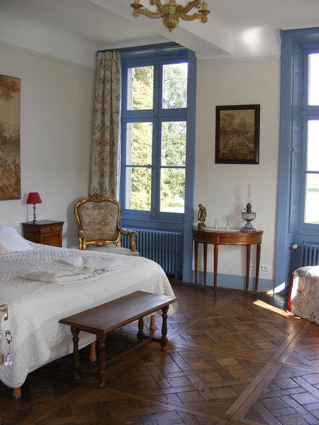 Château de Limé Chambre Debussy