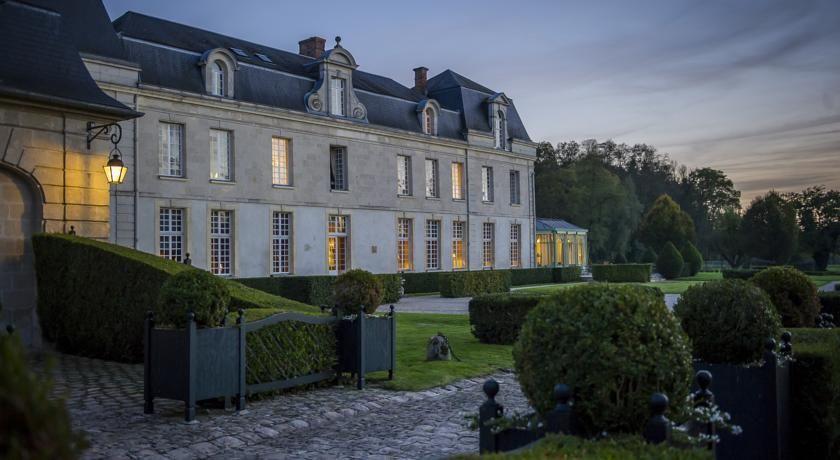 Château de Courcelles 1