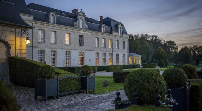Salle séminaire  - Château de Courcelles ****