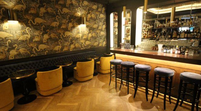Fitzgerald Salle du bar