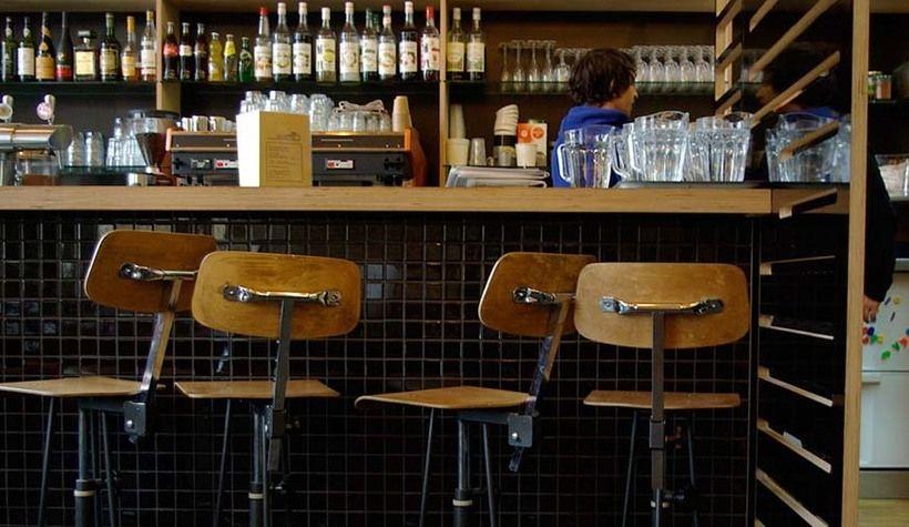 Le Café Caché Décoration