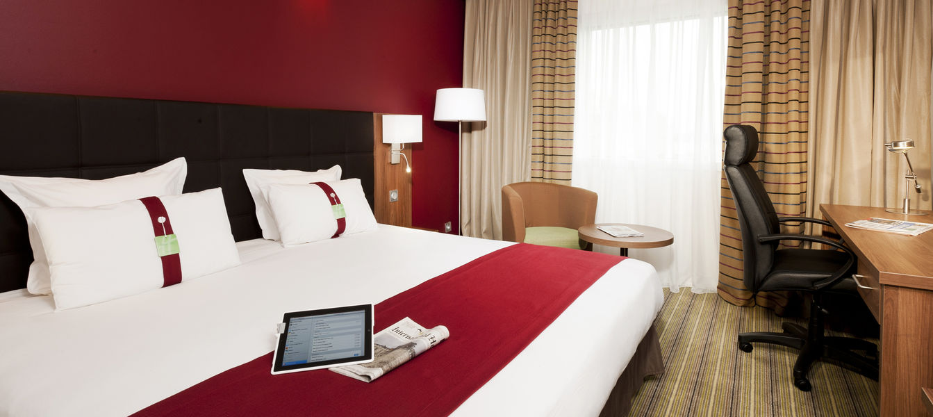 Holiday Inn Paris - Marne la Vallée **** 10
