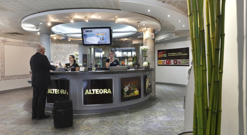 Inter-Hôtel Alteora *** 30